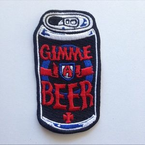 Other - Vintage beer patch